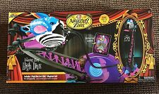 The Amazing Zhus High Dive Set Ball And Magicial Card New