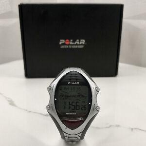 Polar RS800CX Heart Rate Monitor Sport Watch Original Box Gear Cycling Running