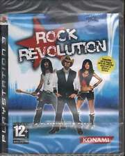 Rock Revolution Videogioco Playstation 3 PS3 Sigillato 4012927051016