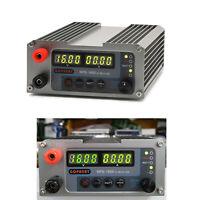 DC 110V Gophert DC Regulated Switching Power Supply NPS-1600 0-16V 0-10A New