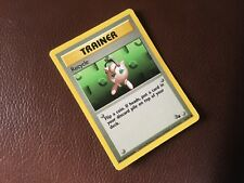 POKEMON RARE TRAINER RECYCLE CARD COLLECTORS VGC UNPLAYED 61/62