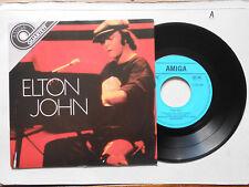 Schallplatte  ST45 Vinyl.  Elton John