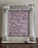 """Mexican .925 Sterling Silver Frame X-Large 19.5X16.5"""" by Bernice Goodspeed"""