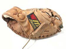 Mizuno World Win Gca-6 Vintage Catcher's Mitt Professional Model Rht Glove Japan