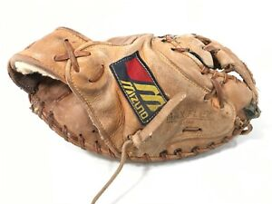 Mizuno World Win GCA-6 Catcher's Mitt Professional Model RHT Glove Vintage Japan
