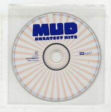 (JS274) Mud, Greatest Hits - 1996 CD