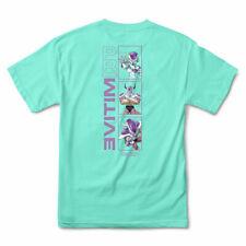 Primitive Skate x Dragon Ball Z Men's Frieza Forms Short Sleeve T Shirt Celad...