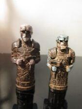 """God Of War Stone Mason's Edition 2"""" Huldra Brothers Carvings~"""