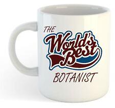 The Worlds Best Botanist Mug