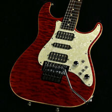 Tom Anderson Drop Top Classic Cajun Red 2006 Made in USA Used Electric Guitar