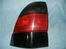 SAAB 9-5 Wagon Left Outer Tail Light 1999 - 2001 Color Code Black Part # 4564456