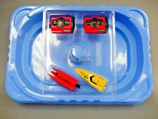Remote Control RC Micro RACE BOATS MINI RC Boats - W/ RACE TRACK- W/ 2 BOATS