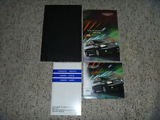 2010 Chrysler Town & Country Owner Operator User Guide Manual LX Touring Limited