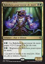 MTG Magic KTK - Rakshasa Deathdealer/Rakshasa pourvoyeur de mort, French/VF