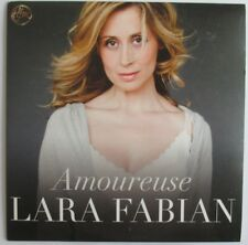 "LARA FABIAN - RARE CD SINGLE PROMO ""AMOUREUSE"""