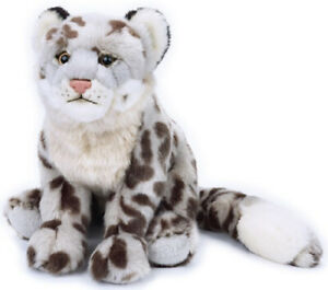 PLUSH SOFT TOY National Geographic 770817 Snow leopard 24cm
