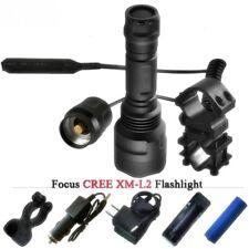 Potente linterna LED Cree XM-L2 impermeable