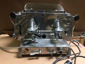 Faema E61 Vintage Espresso Machine-An original 1965 reconditioned old favorite