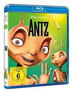 """Antz [Blu-ray/NEU/OVP] Mischung aus """"Toy Story"""" und """"Mikrokosmos"""" mit einem Hauc"""