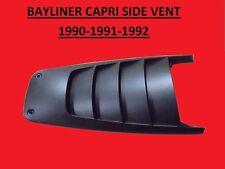 1990/91/92 Bayliner Capri **Side Vent**Cowling****BRAND NEW**OEM** Side Vents