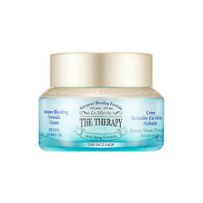 [THE FACE SHOP] The Therapy Moisture Blending Formula Cream - 50ml ROSEAU