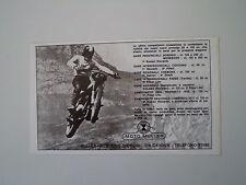 advertising Pubblicità 1972 MOTO MULLER CROSS