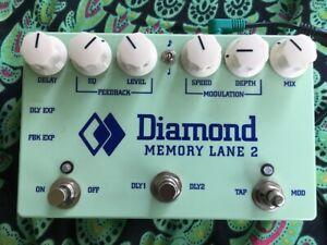 Diamond Memory Lane 2 with Custom one off finish