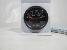 Reloj temperatura agua bisel negro