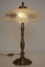 Très élégant ART NOUVEAU LAMPE DE MAISON CAFÉ Lampe de bureau en laiton
