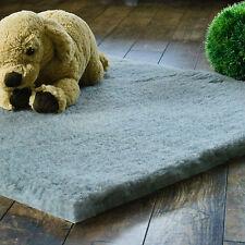 Vetbed Drybed 150x100cm PET ISOFLOOR SX grau Hundedecke Hundebett