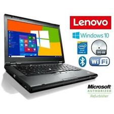 Lenovo ThinkPad T430 Intel(R) Core(TM)i5-3320M CPU@2.60GHz 8GB 1TB 250GB SSD
