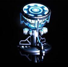 1:1 Iron Man ARC Reactor Prop Replica LED Light Remote Control Toy Avengers Tony