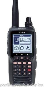 Yaesu FTA-550L Handheld Nav/Com Transceiver