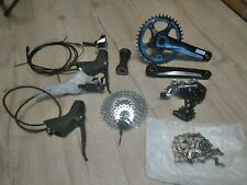New Sram Rival hydraulic disc CX1 11 speed groupset