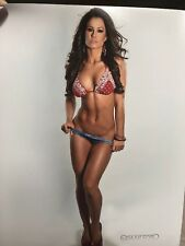 Brooke Adams Miss Tessmacher Shes So Nautghty 8x10 WWE TNA IMPACT WRESTLING