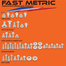 2017-2018 KTM 350 XCF-W Plastics & Body Bolt Kits-EVERY Fastener U need