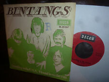 """Bintangs, Travelling in the USA, Hound is on the run, Bluesrock NL Decca 7"""" 1970"""