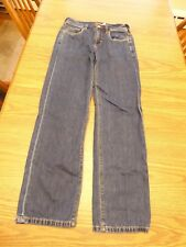 Tommy Bahama Standard Fit, Men's 30x32 Blue Jeans Very Good Pre Owned Condition!