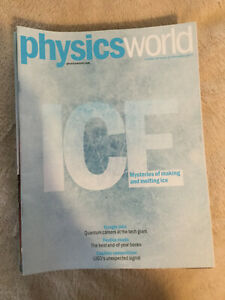 PHYSICS WORLD DECEMBER 2017