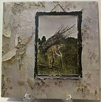 Led Zeppelin 4, ORIGINAL 1971 Gatefold SD 7208 Vinyl LP (Pecko) - EXCELLENT!!