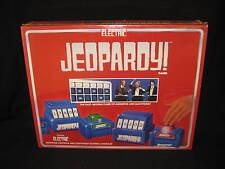 Vintage Electric Jeopardy Game by Pressman 1987 - NIB Sealed