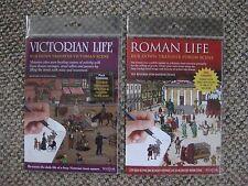 Vita romana e Vita Vittoriano RUB verso il basso attività di trasferimento pacchetti