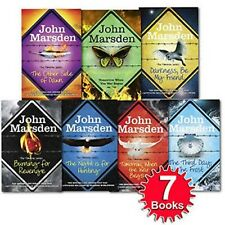 Tomorrow when the war began Series Collection John Marsden 7 Books Set Pack