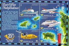 Jersey-Aviation-Ships-Hovercraft-Min sheet mnh