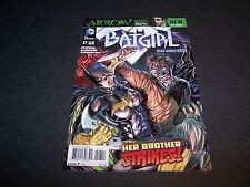 BATGIRL #17 BATMAN DEATH OF THE FAMILY JOKER'S RETURN AFTERMATH DC NEW 51 1ST PR