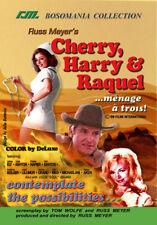 Russ Meyer's Cherry, Harry & Raquel! (DVD, 1969)