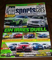 Auto Bild Sportscars Nr. 2/2017