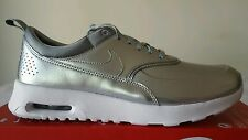 NIKE AIR MAX THEA PREMIUM WMNS ARGENTO N.40,5 STUPENDE NEW COLOR LIMITED OKSPORT