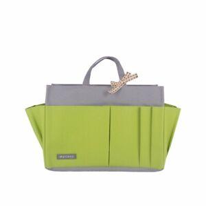 For City Steamer MM/ PM Mini, Waterproof Sturdy Bag Insert Organiser, 10 Pockets