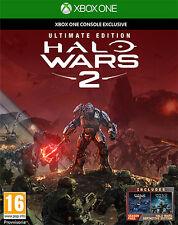 Halo Wars 2 Ultimate Limited Edition XBOX ONE IT IMPORT MICROSOFT